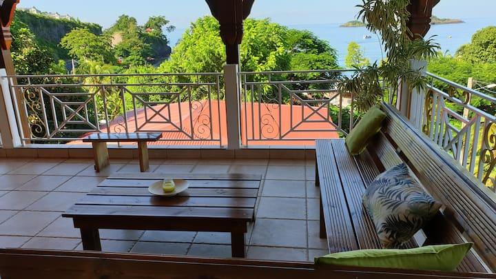 Grande Villa THEANA sur la plage de MALENDURE
