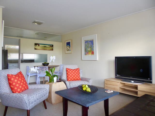 MISSION BAY Apartment just 400 m from the Beach!!