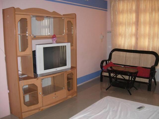 Perfect single room near Royal Palace - Phnom Penh - Byt