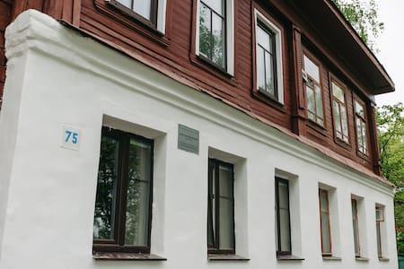 Shemyakin house