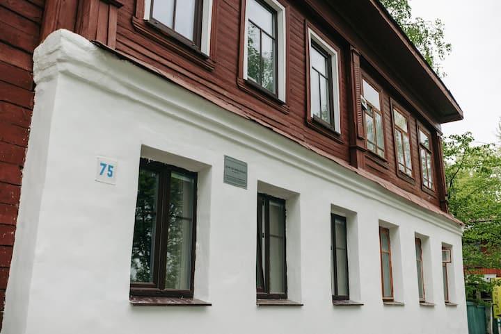 Дом Шемякина