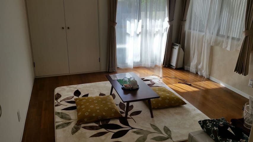 #101/Great access to sightseeing spots!!Wi-Fi Cozy - 金沢市 - Apartment