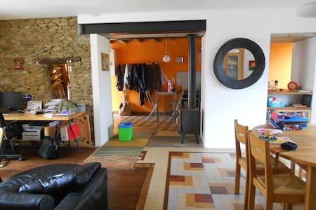 Maison familliale sympa et pratique - Grandchamps-des-Fontaines - Talo