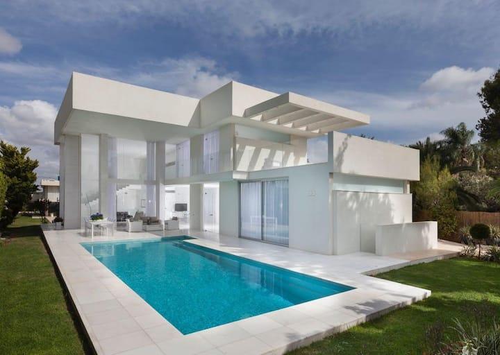 Space villa