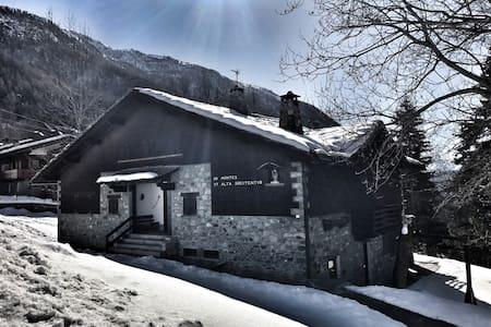 Italian Villa - Valtournenche - Paquier
