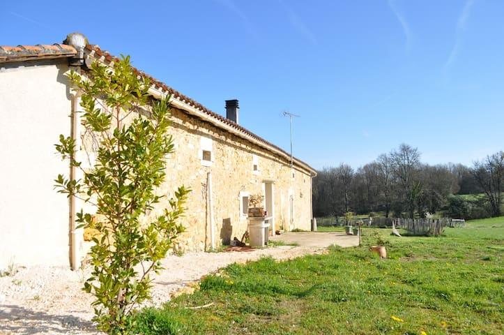 gîte le lac noir - Aquitaine - House