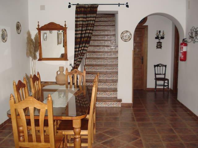 Casa Paqui Biovida - Fuentealbilla - บ้าน