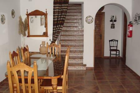 Casa Paqui Biovida - Fuentealbilla - 단독주택