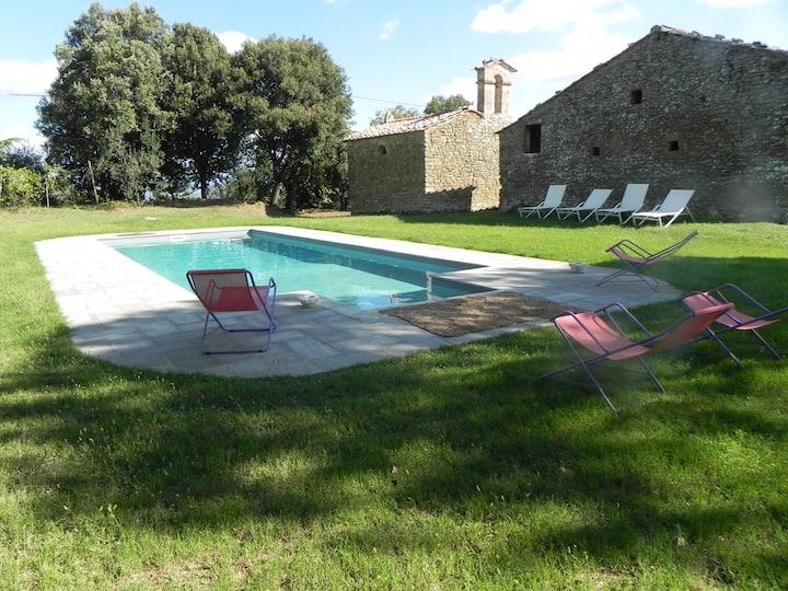 Podere Santa Cristina, with private pool!