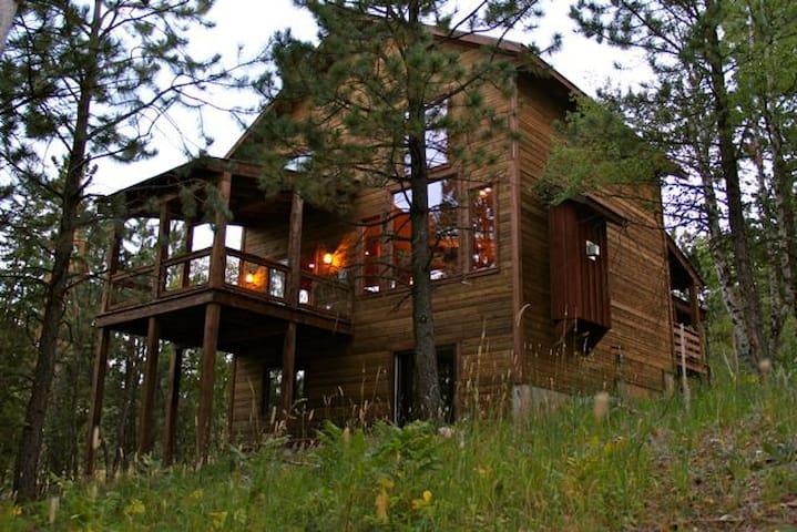 Big Bear Lodge - Family cabin with shared swimming pool!