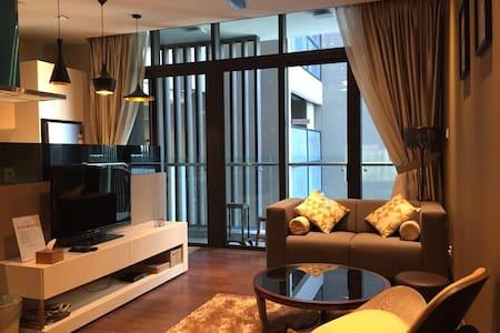 Modern & Luxury Suite @ Riverson SOHO, City Centre
