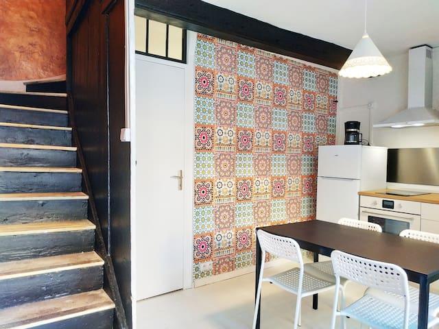 La maisonette - ideally located charming house