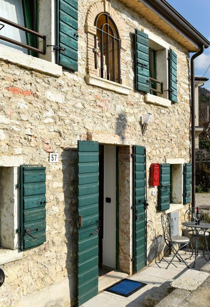 La Casetta... Tra il lago di Garda e la montagna