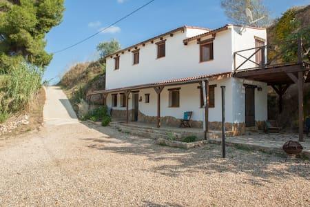 Te huur vakantie huis aan de Ebro - Garcia