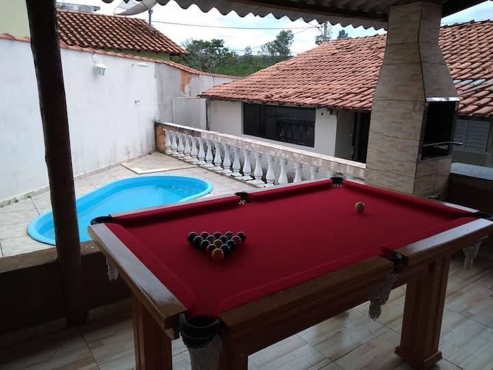 Casa temporada Diego /residencial Furnas