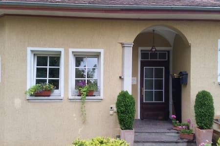 Villa Kugel - Tettnang - Lägenhet