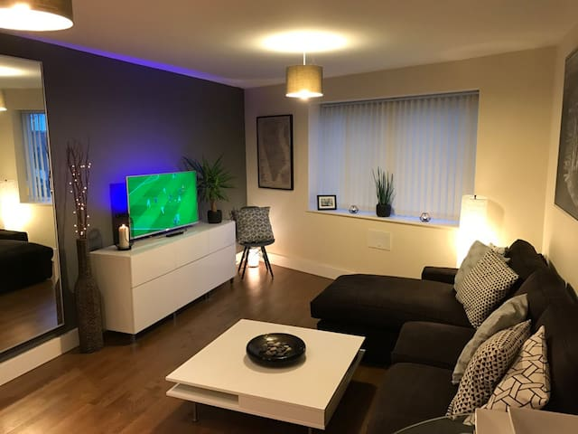 Modern 1 Bedroom Apartment, Cardiff Bay - Cardiff