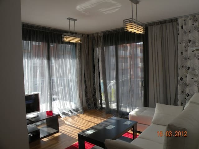 Very sunny apartment with big terrace and parking - Cambrils - Apartment