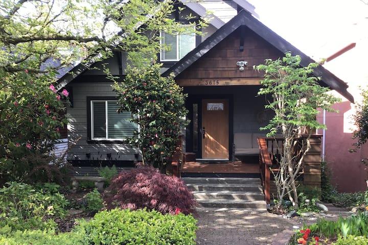Great Garden Suite in Ideal Location