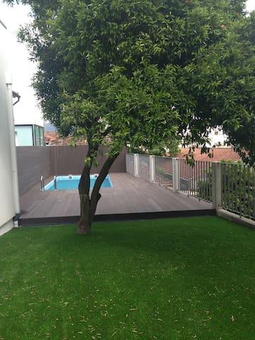 Apartamento no centro da cidade - Marco de Canaveses - อพาร์ทเมนท์