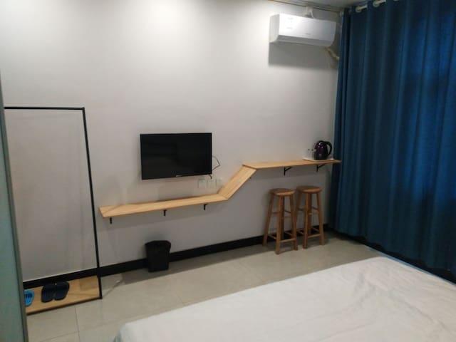 百里峡近山农家院210号舒适大床房