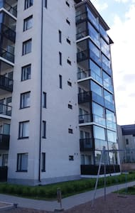 New nice apartment close to city centre