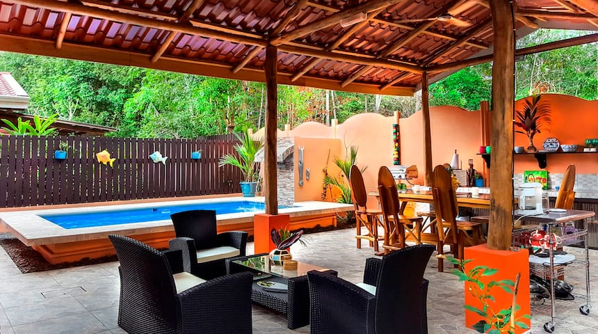 Villa Colibri, Bejuco, Costa Rica - Bejuco - Holiday home
