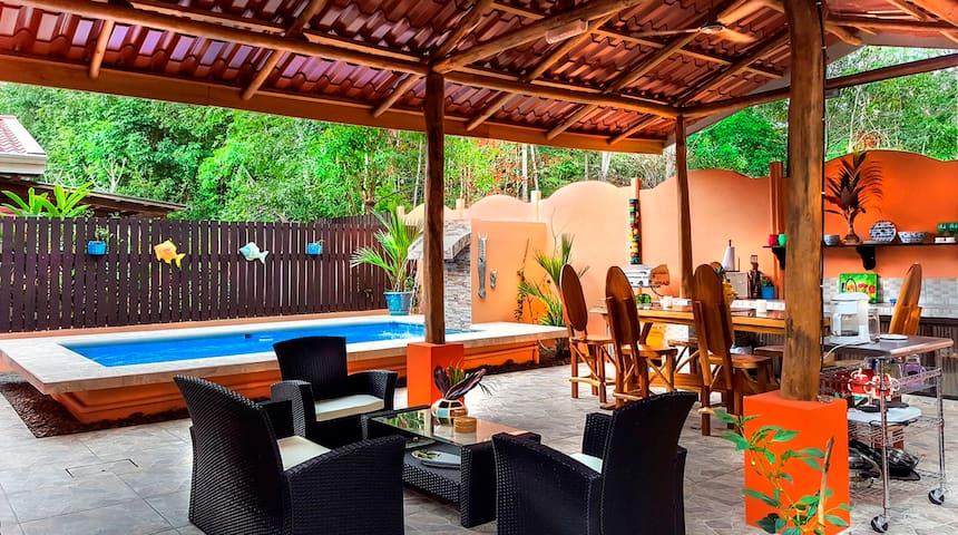Villa Colibri, Bejuco, Costa Rica - Bejuco - Casa de vacances