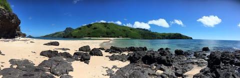 Private Beach Getaway