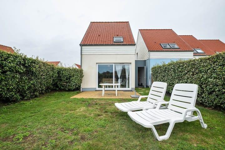 Casa vacanze a Wimereux (Nord della Francia) con giardino