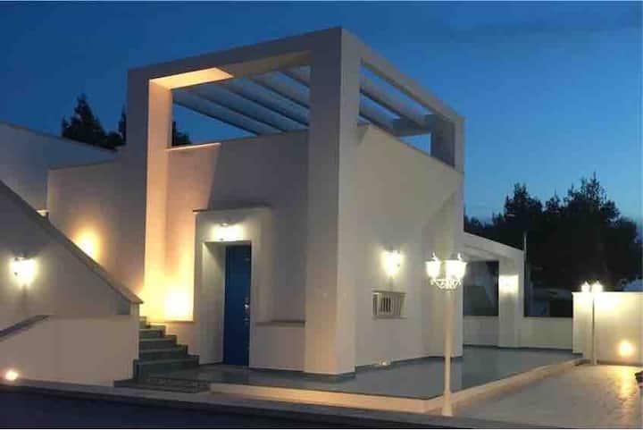 Gallipoli- Villa sul mare