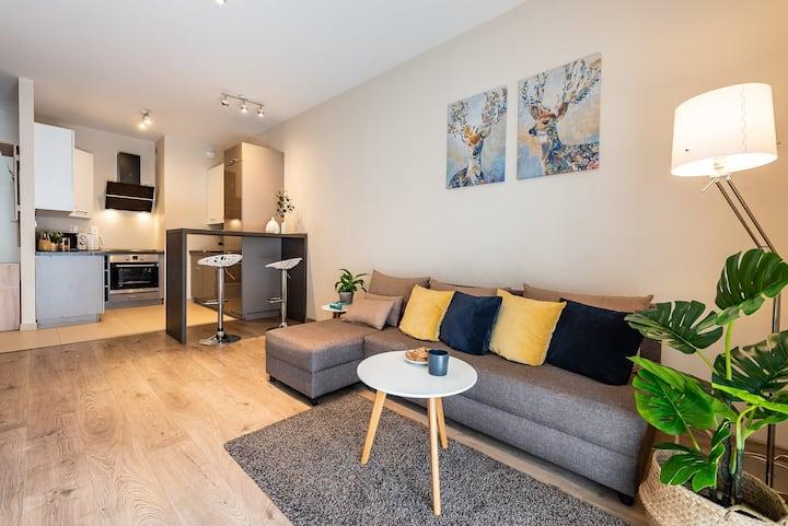 Apartamenty Tespis No.23 (Francuska 98A/20)