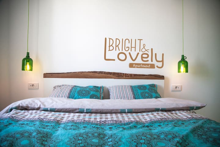 Bright & Lovely - City Center - Prishtinë - Apartemen
