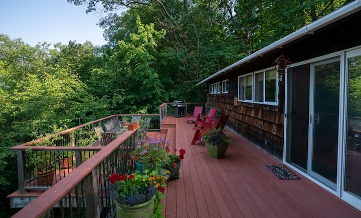 Beautiful Home with a stunning view of Lake George