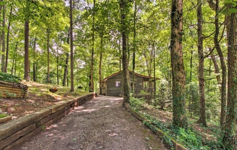 Cozy Gatlinburg Country Cabin* 7 miles Downtown