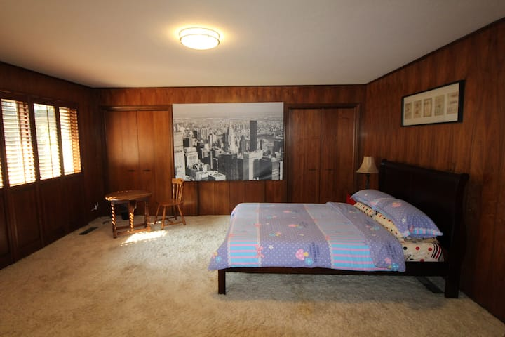 """Private Room """"Boston"""" in a House"""