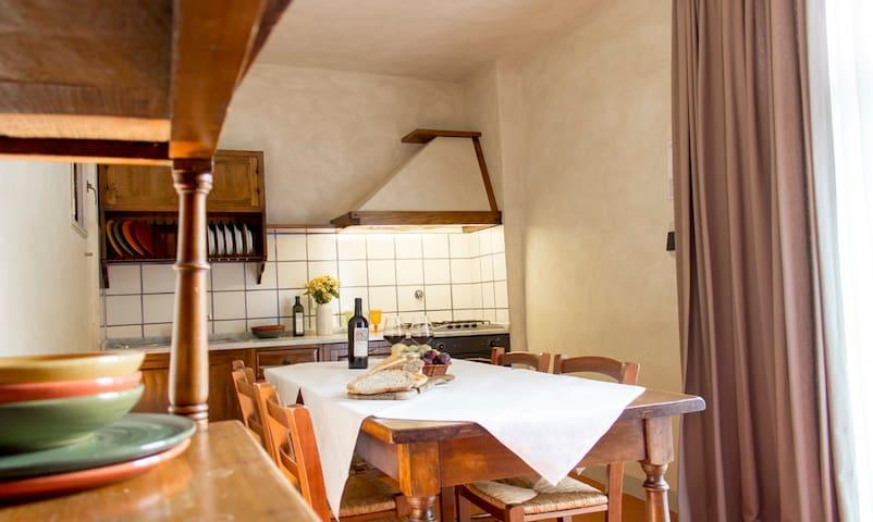 Villetta Archi -  Gianni's Hamlet - Bucine - Appartement