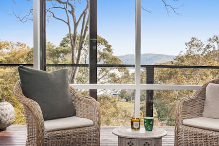 Idyllic Pittwater Bush Sanctury in Clareville - Clareville