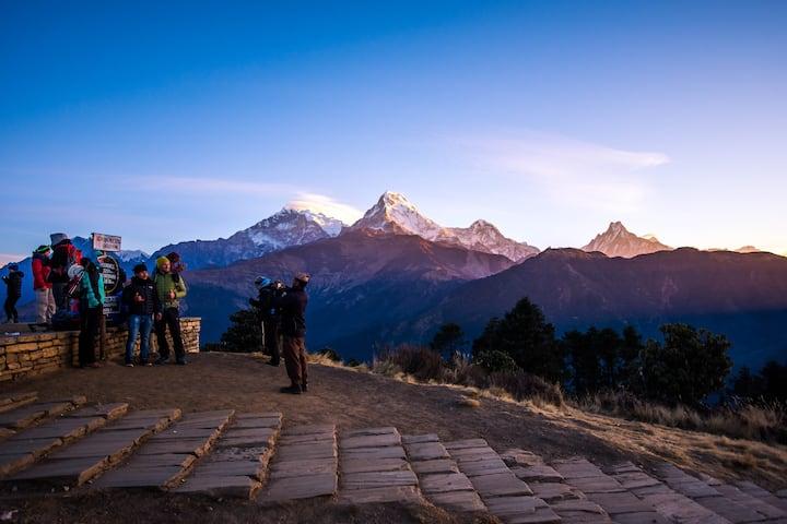 Annapurna Base Camp Trekking Nepal