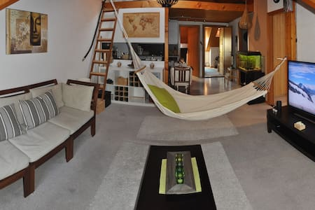 AZA Home. Private room in the Heart of Interlaken - Interlaken