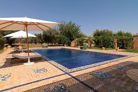 Jereca Farm - Sidi Abdellah Ghiat - Villa