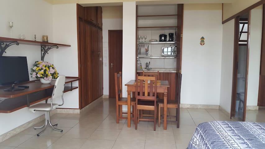 Flat no Centro Histórico de São João del-Rei ...2