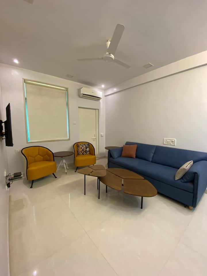 Warm & cozy apartment