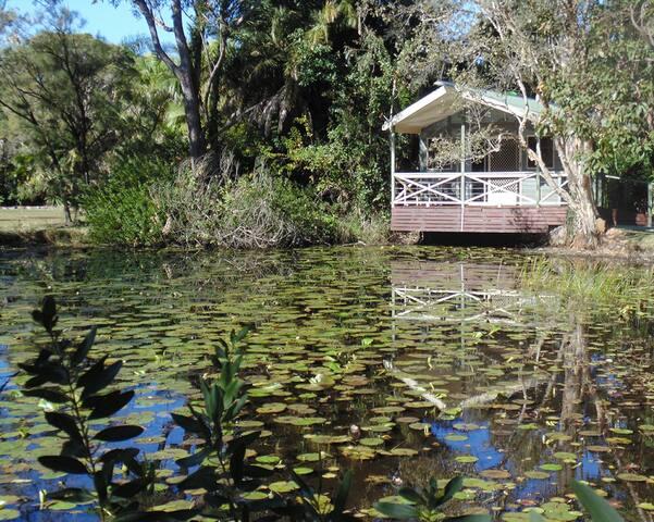 Lagoon Spa Villa
