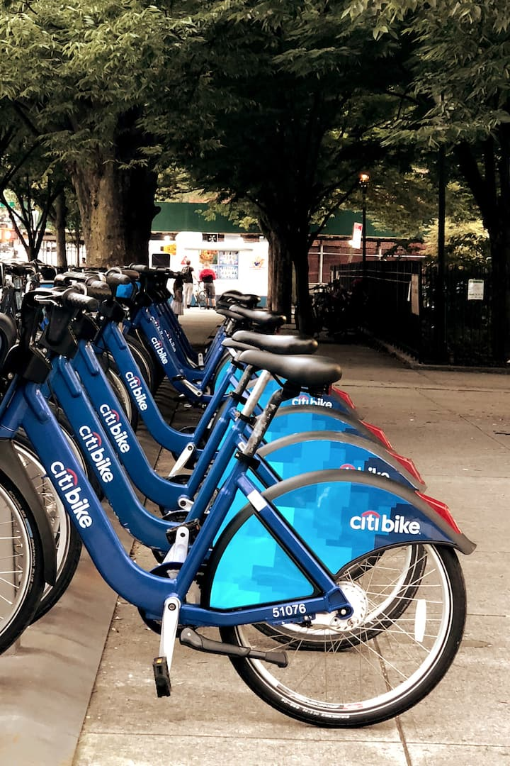 We provide your CitiBike