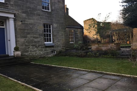 Old Distillery Private Flat - Burntisland - อพาร์ทเมนท์