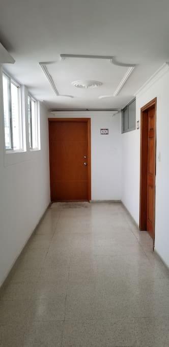 1 four floor hall