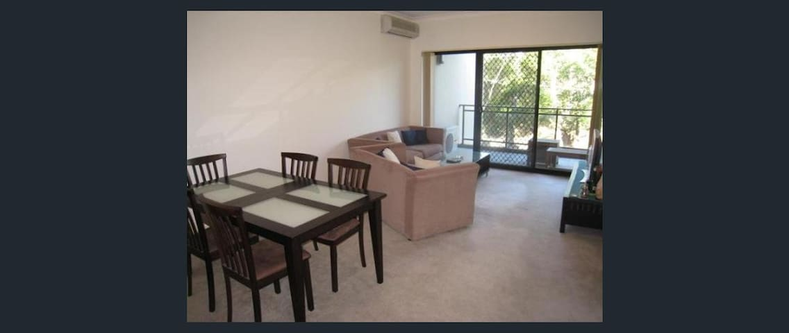 Quiet place with balcony - Greenwich - Departamento