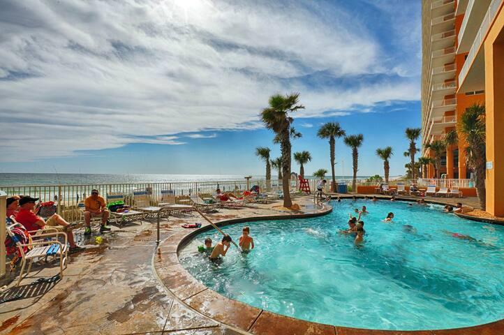 Splash Beach Resort 406E- Family Vacation Goals!