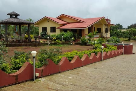 Hill top home nr amby valley - Lonavala